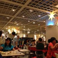 Photo taken at IKEA Restaurant by Shai on 11/25/2012
