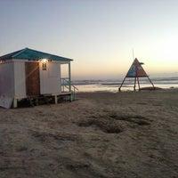 Photo taken at Praia do Barco by Daniel B. on 1/29/2015