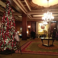 Photo taken at Omni Parker House by Ксения У. on 12/30/2012