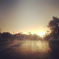 Photo taken at Avenida Guarapiranga by isra m. on 1/13/2013