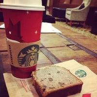 Photo taken at Starbucks by Tyler D. on 1/16/2013