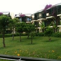 Photo taken at Limak Limra Resort by Aydın Ç. on 5/10/2013