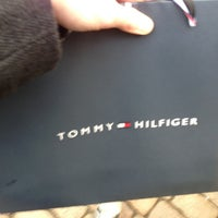 Photo taken at Tommy Hilfiger by Ivar d. on 2/2/2013