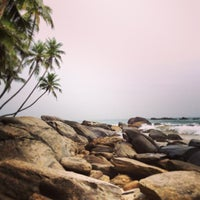 Photo taken at Tangalle Beach by Shanil W. on 2/10/2013