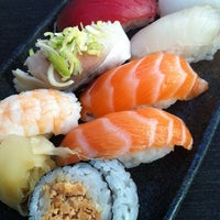 Photo taken at Zen Sushi by Juho T. on 7/15/2013