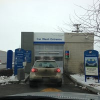 Photo taken at Esso by Jennifer K. on 1/20/2013
