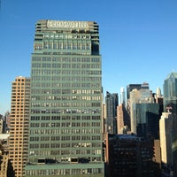 Photo taken at Four Points by Sheraton Midtown - Times Square by Arno R. on 4/5/2013