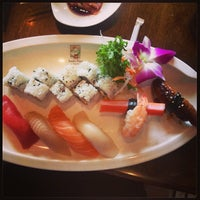 Photo taken at Sushi Thai Too by Becki S. on 8/6/2013