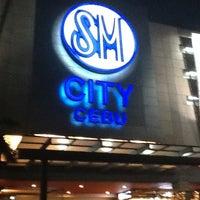 Photo taken at SM City Cebu by IAm D. on 12/30/2012