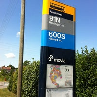 Photo taken at Bus 600S (Hillerød st. -> Roskilde st. / Greve st. / Hundige st.) by Bruno B. on 7/11/2013