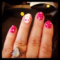 Photo taken at Elegant Nail Salon by Trisha F. on 5/21/2013