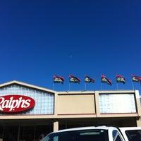Photo taken at Ralphs by Christina P. on 4/1/2012