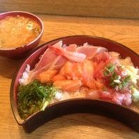 Photo taken at Sushi Tomi by Helen C. on 1/25/2012