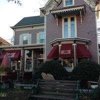 Photo taken at Art Cafe of Nyack by Bianca B. on 12/1/2011
