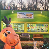 Photo taken at Genie's Weenies by Brian S. on 11/5/2014