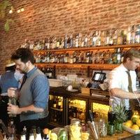Photo taken at AQ Restaurant & Bar by Tim P. on 7/10/2013