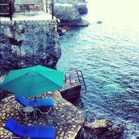 Photo taken at Rockhouse Hotel by Amber R. on 12/13/2012