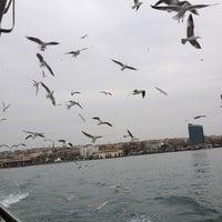 Photo taken at Kadıköy - Karaköy Motoru by 🐾 nilayyy 🐾 on 2/4/2013