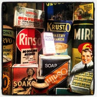 Photo taken at Museum Of Brands, Packaging & Advertising by Riska P. on 4/10/2013