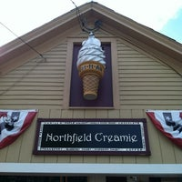 Photo taken at Northfield Creamie by Kelly B. on 7/27/2013