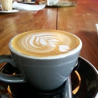 Photo taken at Memphis Belle Coffee House by River V. on 1/2/2013