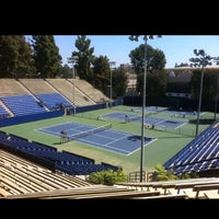 Photo taken at UCLA Los Angeles Tennis Center by Man_Used👽👾👽 on 9/13/2013