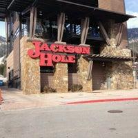 Photo taken at Jackson Hole Mountain Resort by Man_Used👽👾👽 on 11/29/2012