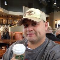 Photo taken at Starbucks by Bill U. on 4/7/2013