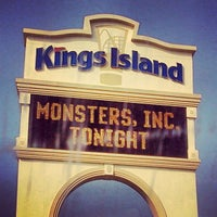Photo taken at Kings Island by Kaleb B. on 7/19/2013