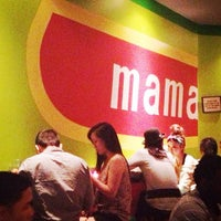 Photo taken at Empanada Mama by Dariela C. on 5/18/2013