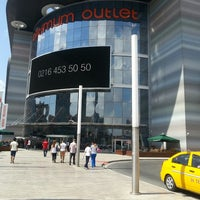 Photo taken at Optimum Outlet by Güneş on 8/23/2013