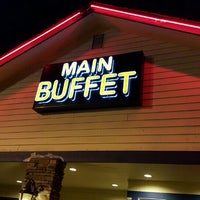 Photo taken at Main Chinese Buffet by Mike K. on 4/30/2016