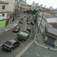 Photo taken at Rua do Oratório by Roberto S. on 12/12/2012