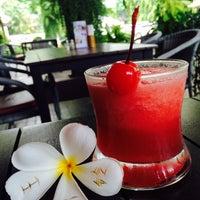 Photo taken at Redsteps Restaurant-Sandalay Resort by Ling L. on 8/8/2016