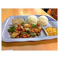 Photo taken at Green Village Restaurant by Eric on 1/29/2014