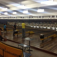 Photo taken at Super Bowling Lanes by Lawrz on 5/1/2013