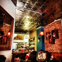 Photo taken at Caracas Arepa Bar by Dave W. on 3/2/2013