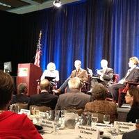Photo taken at Santa Clara Convention Center by Patricia Z. on 11/2/2012
