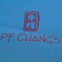 Photo taken at P.F. Chang's by Davina B. on 9/20/2013