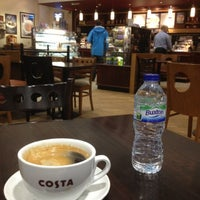 Photo taken at Costa Coffee by Pim on 12/18/2012