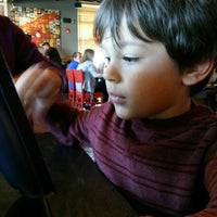 Photo taken at Red Robin Gourmet Burgers by Brian M. on 11/21/2015