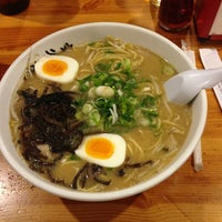 Photo taken at Orochon Ramen by Bertha L. on 3/8/2013