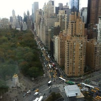 Photo taken at Asiate at Mandarin Oriental, New York by Herve P. on 11/1/2012