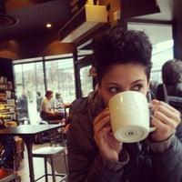 Photo taken at Starbucks by Gianluca C. on 1/8/2013