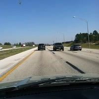 Photo taken at Interstate 4 by Savannah C. on 1/24/2013