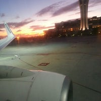 Photo taken at Terminal 3 by Archidoneando on 12/17/2012