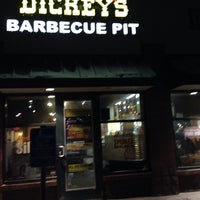 Photo taken at Dickey's Barbecue Pit by 💀Charlie🇺🇸 B. on 2/14/2014
