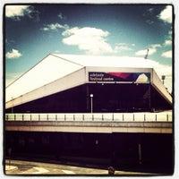 Photo taken at Adelaide Festival Centre by Roger Roger R. on 12/8/2012
