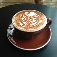 Photo taken at Stumptown Coffee Roasters by Pat S. on 3/2/2013