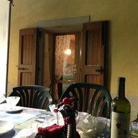 Foto scattata a Osteria Dal Nonno da Alessandro il 5/18/2013